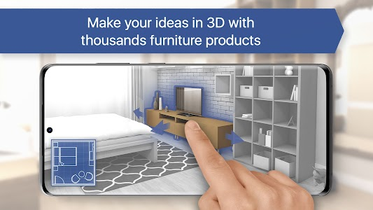 Room Planner: Home Interior & Floorplan Design 3D 1049