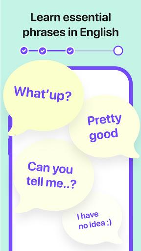 Tongo - Learn English android2mod screenshots 3