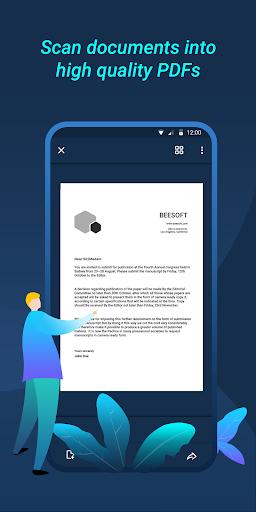 Tiny Scanner - PDF Scanner App android2mod screenshots 2