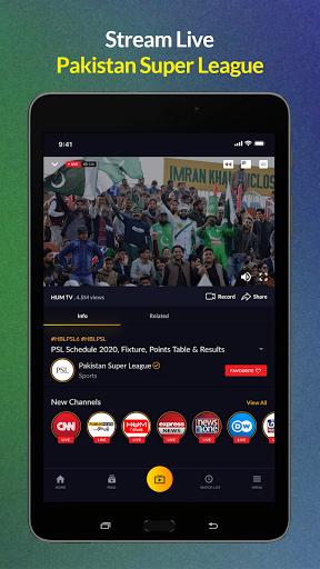 mjunoon.tv: Watch PSL 6 2021 Live and Free  Screenshots 18