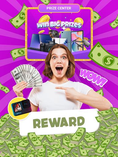 Lucky Town: Merge & Win ud83dudcb0 screenshots 9