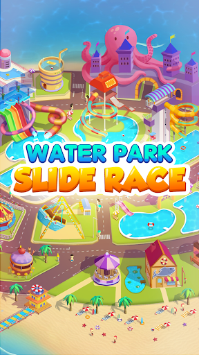 Waterpark: Slide Race 1.2.1 screenshots 1