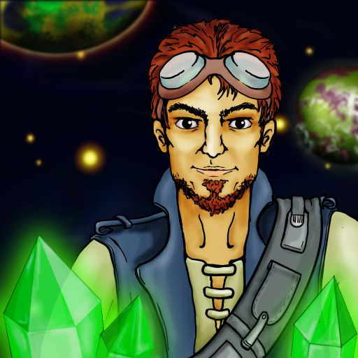 Space Treasure Hunters #2