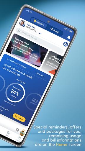 Turkcell Digital Operator - Transaction & Shopping android2mod screenshots 2