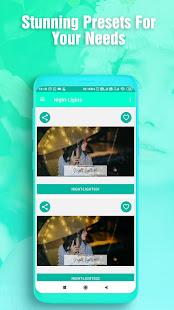 Presets For Lightroom   Lr Mobile Presets 2.1.0 Screenshots 7