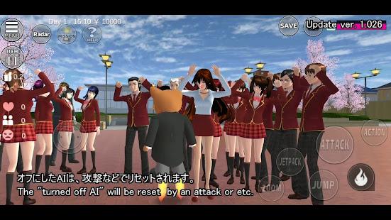 Image For Sakura School Simulator New Guide 2021 Versi 2.0 3