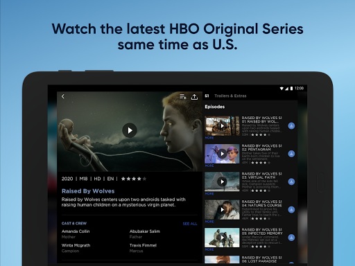 HBO GO android2mod screenshots 13