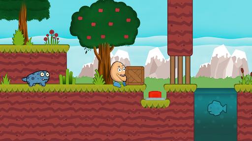 Télécharger Gratuit Shy Egg - Super Adventure APK MOD (Astuce) screenshots 2