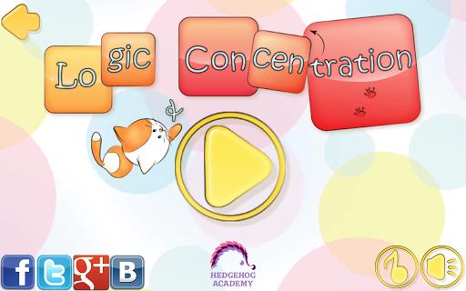 Logic, Memory & Concentration Games Free Learning apktram screenshots 18