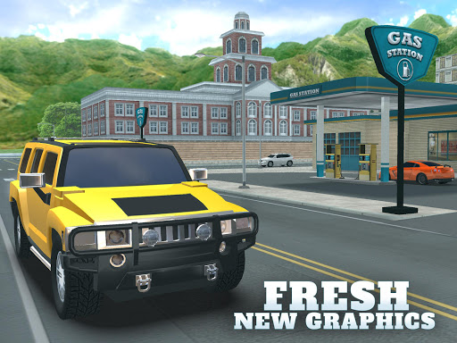 City Car Driving & Parking School Test Simulator 3.0 screenshots 19