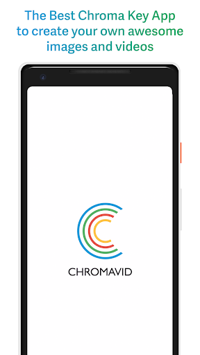 Chromavid - Chromakey green screen vfx application 2.5 Screenshots 1