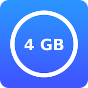 4 GB RAM Memory Booster - Cleaner | AppLock | Cool