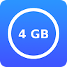 4 GB RAM Memory Booster - Cleaner   AppLock   Cool icon