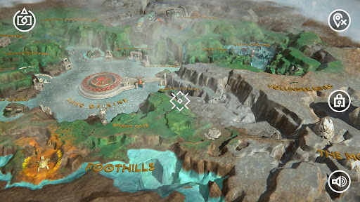 God of War | Mimiru2019s Vision 1.3 com.playstation.mimirsvision apkmod.id 1