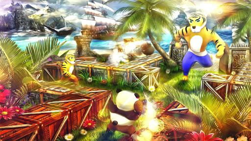 Hero Panda Bomber: 3D Fun APK MOD – ressources Illimitées (Astuce) screenshots hack proof 1