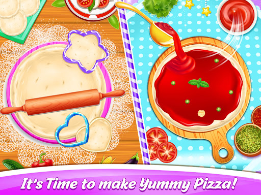 Bake Pizza Delivery Boy: Pizza Maker Games 1.7 de.gamequotes.net 1