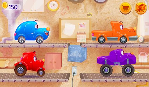 Funny Racing Cars  screenshots 14