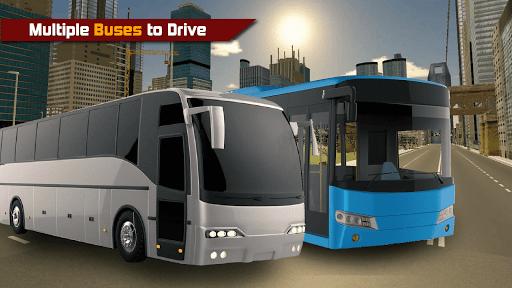 simulateur de bus: jeu de stationnement de bus APK MOD (Astuce) screenshots 6