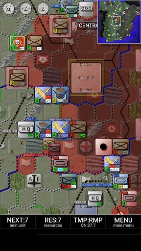 Spanish Civil War 1936 (free) 1.8.4.2 screenshots 4