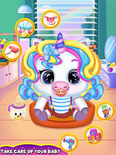 Unicorn daycare activities. 16.0 screenshots 9