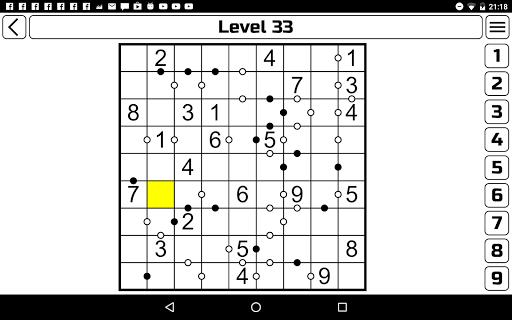 Kropki Puzzle  screenshots 14