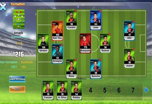 Code Triche Football  Management Star APK MOD (Astuce) screenshots 2