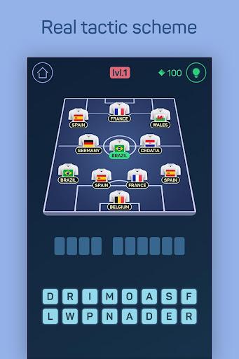 Guess The Football Club 1.4 screenshots 1