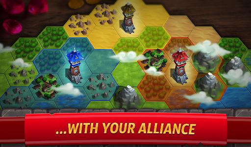 Royal Revolt 2: Tower Defense RTS & Castle Builder apkslow screenshots 23