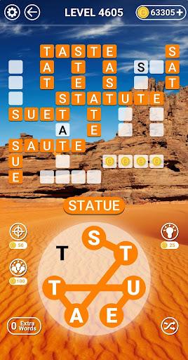 Word Connect - Fun Crossword Puzzle 2.5 Screenshots 5
