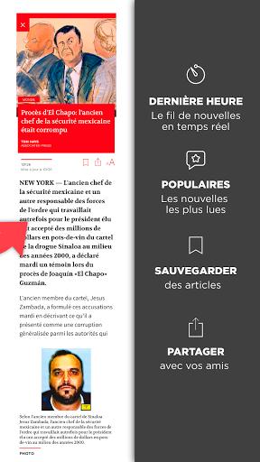 Le Droit modavailable screenshots 8