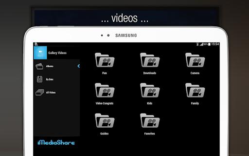 iMediaShare u2013 Photos & Music 1.0.10 Screenshots 11