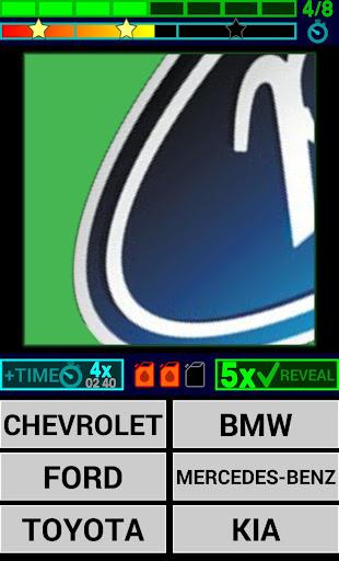 Cars Logo Quiz HD 2.4.2 Screenshots 3