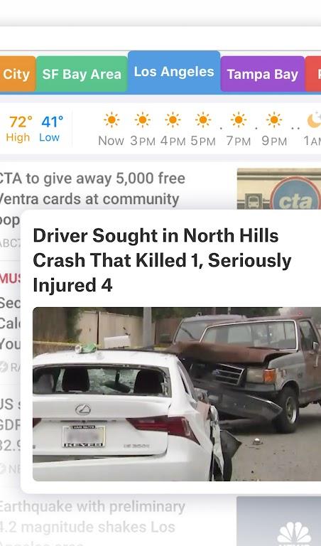 SmartNews: Local Breaking News  poster 6