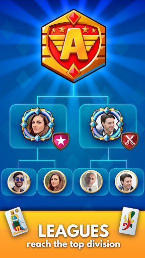 Scopa - Free Italian Card Game Online  screenshots 5