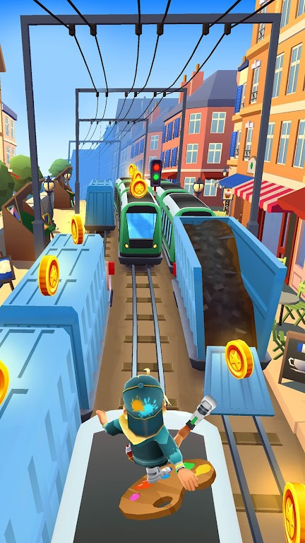 Subway Surfers  poster 2