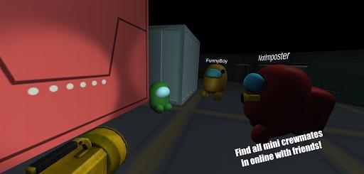 Online Imposter among us - 3D horror game 3.0.3 screenshots 1