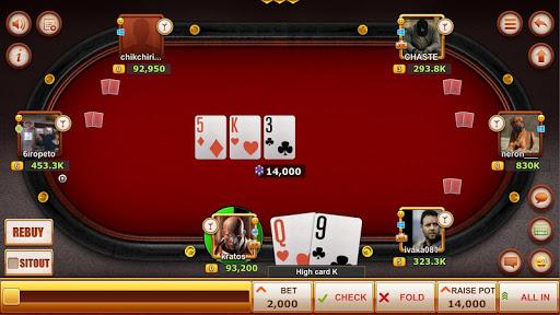 Poker Forte u2013 Texas Hold'em Poker Games  screenshots 9