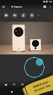 tinyCam Monitor FREE Screenshot