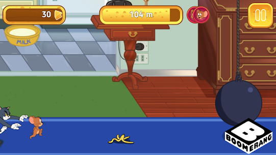 Tom & Jerry: Mouse Maze FREE Mod Apk (Unlimited Money) 2