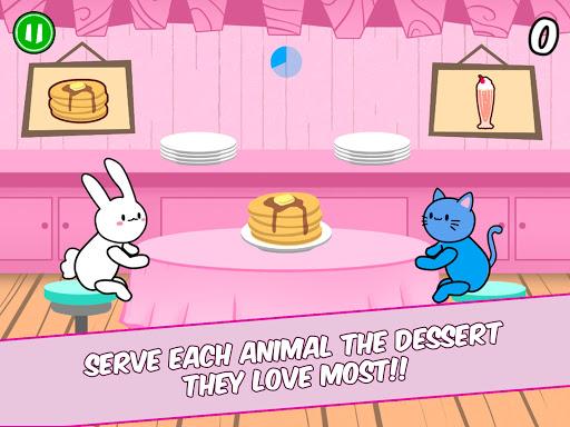 Bunny Pancake Kitty Milkshake - Kawaii Cute Games  screenshots 5