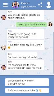 Hey Love Chris: Chat Love Story