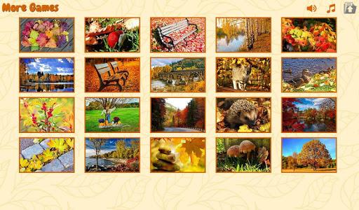 Puzzles autumn 1.2.5 screenshots 2