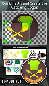 Logo Maker – Logo Creator, Generator & Designer 3.1 MOD APK [UNLOCKED] 4