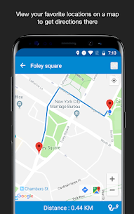 Save Location GPS Premium Apk 7.0 (Mod/Paid Features Unlocked) 5