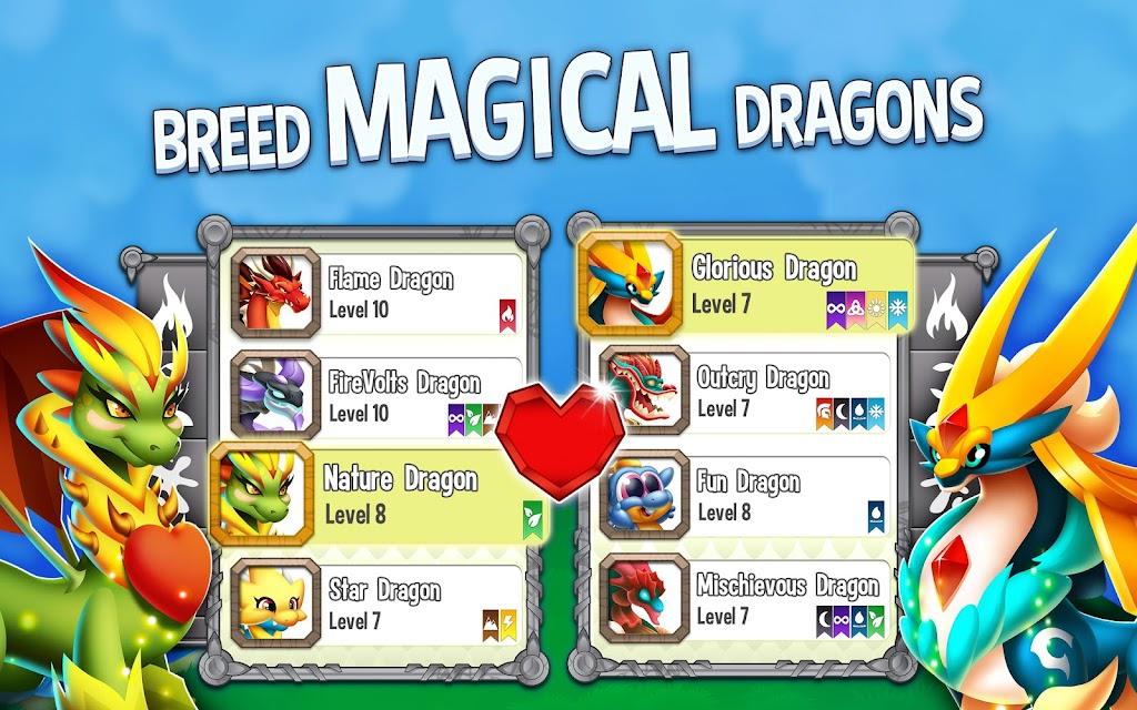 Dragon City Mobile poster 16