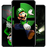 luigi's mansion wallpaper app apk icon