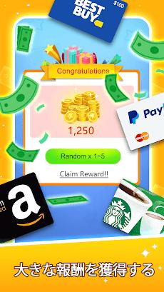 ラッキーマージナンバー-お金を稼ぐ&カジュアルゲームのおすすめ画像4