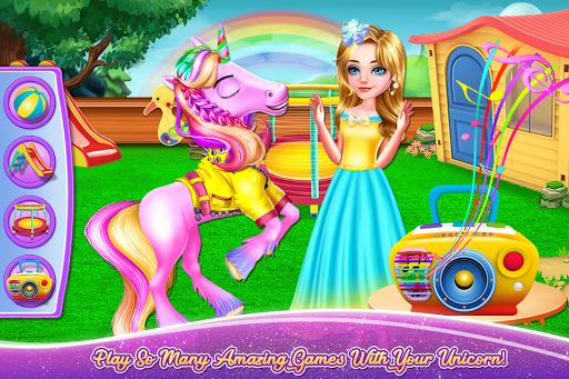 My Unicorn Beauty Salon 1.0.9 Screenshots 5