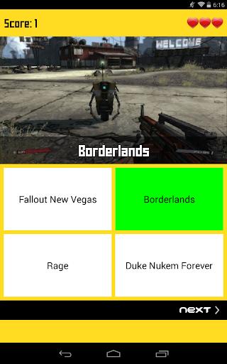 Video Games Quiz 7.1 screenshots 10