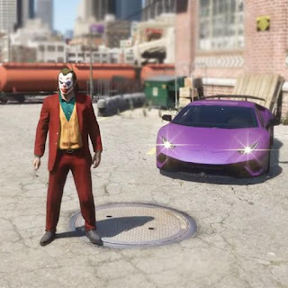 Grand Vegas Crime Simulator